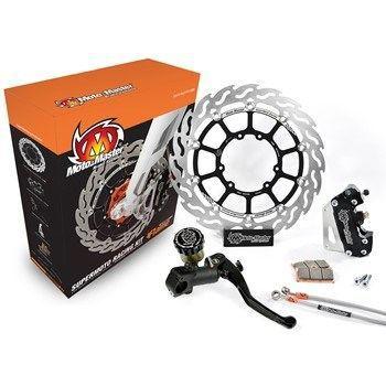 Moto master supermoto flame racing kit