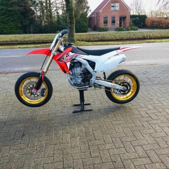Honda CRF 450 Supermoto