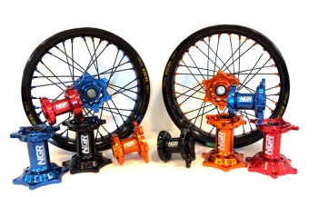 NGR Supermoto wheels Excel