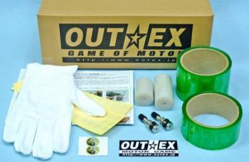 Outex tubeless kit supermoto