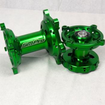Kawasaki naven SMPro groen