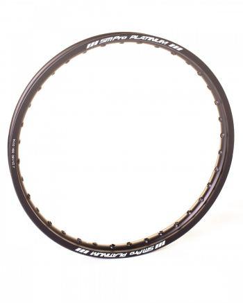SMPro platinum zwarte velg 21 x 1.60